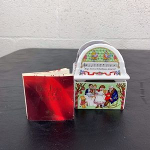 Hustchenreuther Edition 2001Christmas Musical Box